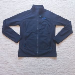 The North Face Jacket Size M Full Zip in Blue